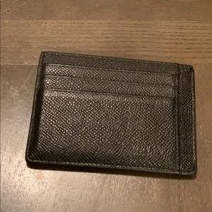 Bally Accessories - Bally men's leather wallet